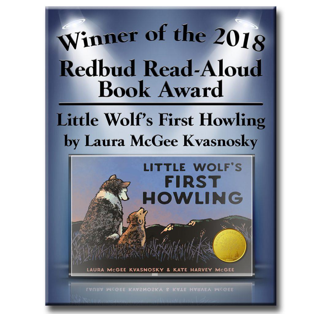 2018 Redbud Read-Aloud Award Winner