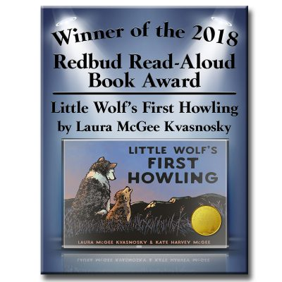 And The 2018 Redbud Read-Aloud Award Winner Is…….