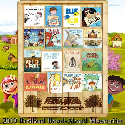 The 2019 Redbud Read-Aloud Masterlist