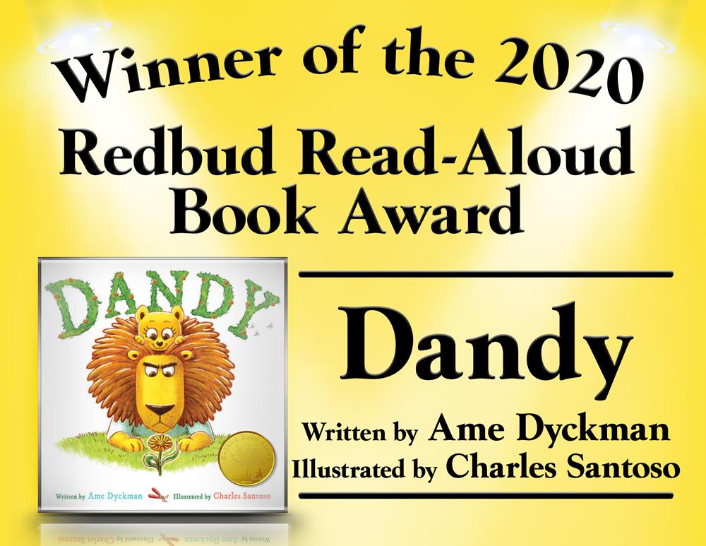 2020 Redbud Winner Dandy by Ame Dyckman