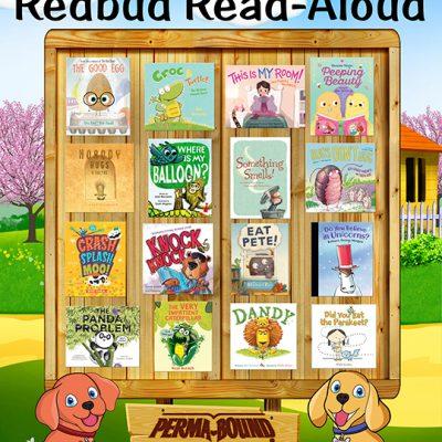 The 2020 Redbud Read-Aloud Award Masterlist is HERE!!