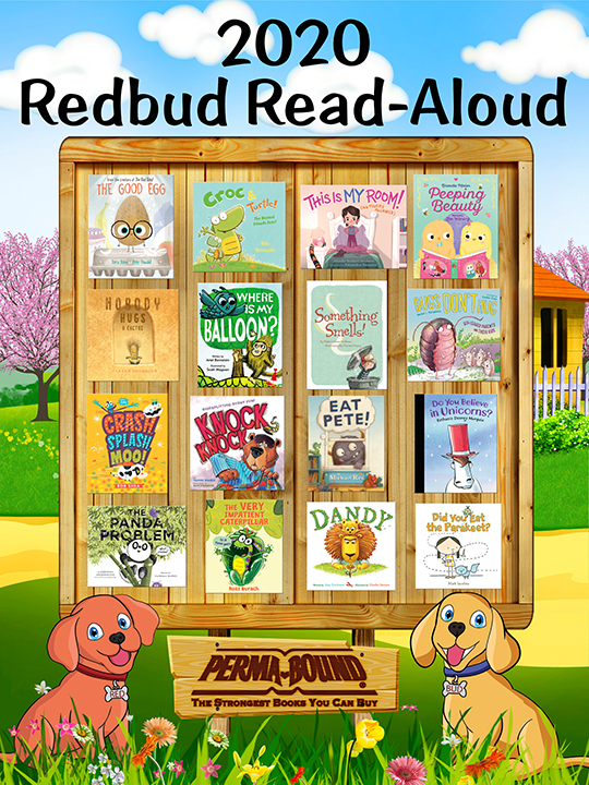 2020 Redbud Read-Aloud Book Award - Brown Brother's Books