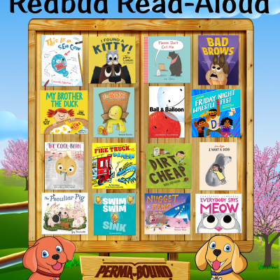 The 2021 Redbud Read-Aloud Award Masterlist is HERE!!